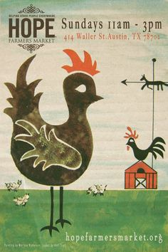 Art: Poster Series | HOPE Farmers Market