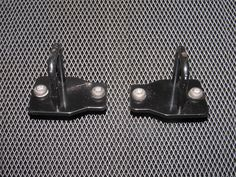 96-01 Audi A4 OEM Rear Seat Latch Striker - Set