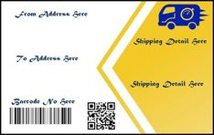 Shipping Label: 30+ Templates (Free Download) - Template Sumo Label Templates, Templates Free, Shipping Label, Sumo, Free Stencils