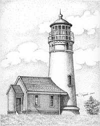 Image result for lighthouse drawings