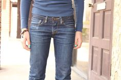Rawr Denim: Fade Friday - Railcar Fine Goods Viper X001 Women's Raw Denim Jeans (11 Months, 0 Washes)