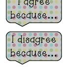 I am obsessed with polka dots in my classroom so I decided to make these accountable talk stems to match the theme. They are colorful and cute! The...