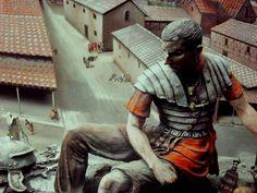 Lonely Roman Soldier by DeadlyCase.deviantart.com on @DeviantArt