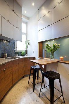 KV ÄLGEN Stockholm ombyggnad av lägenhet/ Kitchen by Kastrup Sjunnesson architects