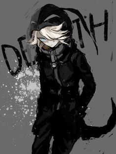 I REALLY like Komaeda's beta version but I'm glad they went with his final version