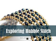 Exploring Hubble Stitch Basic Beading Projects Book Review