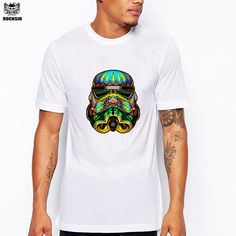 T-shirts Men's Clothing Trend Mark Purpose Tour 100% Cotton Wolf Print Heavy Metal O Neck 3d T-shirts Men Tees 2017 New High Quality Fashion Kanye West T-shirt Matching In Colour