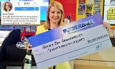 QLD woman 'wants to share' her $70 million Powerball jackpot winnings