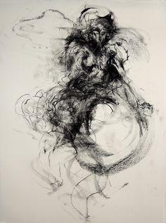 JOHN LIGDA ORIGINAL ART - Realm Whipped