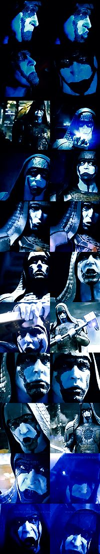 Ronan the Accuser....⬆ someone could get in a lot of trouble for taking these during the movie ;)
