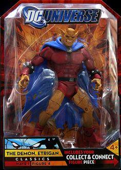 Young justice vandal savage dc universe justice league - Marvellegends net dcuc ...