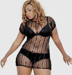 """ I have a great body but don't go out of my way to show it""-Anita Joseph 