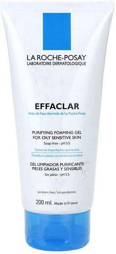 LA ROCHE-POSAY Effaclar Purifying Foaming Gel 200ml | Alza.cz | @giftryapp