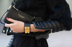 THE only jewelry I'd ever want if I had a choice    HERMES COLLIER DE CHIEN BRACELET