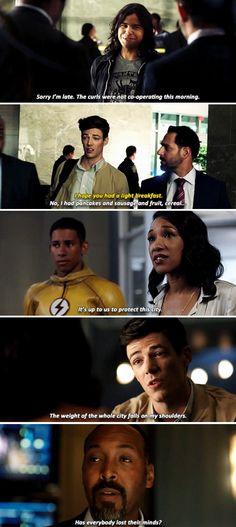 The Flash season 4 sneak peek