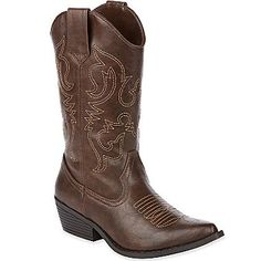 cow girl boots ;)