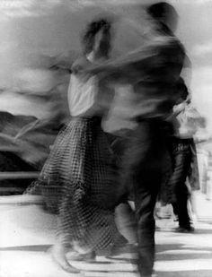 Ballerini, 1954 . Ferruccio FERRONI . LA GONDOLA Circolo Fotografico VENEZIA All Rights Reserved © 2012