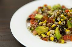 Healthy Mexican Salad - ISO Republic
