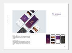 2018 포트폴리오 - 그래픽 디자인 · UI/UX, 그래픽 디자인, UI/UX, 그래픽 디자인, UI/UX Ux Design Portfolio, Portfolio Pdf, Portfolio Layout, Portfolio Website, Portfolio Ideas, App Ui Design, Web Design Trends, Brochure Design, Branding Design