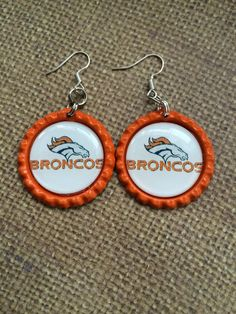 Check out Denver Broncos earrings in my Etsy shop https://www.etsy.com/listing/267340861/denver-broncos-earrings-denver-broncos #DenverBroncosEarrings
