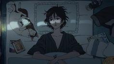 Umibe no Étranger - Filme anime BL revela Vídeo Promocional