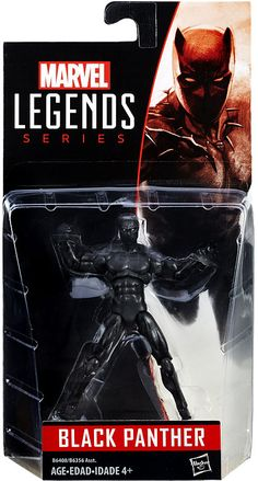 Marvel Legends  Series Series 1 - Black Panther Action Figure
