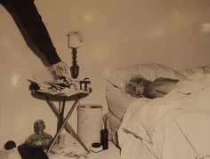 """Marilyn Monroe was found dead in the bedroom of her Brentwood home by her psychiatrist Ralph Greenson after he was called by Monroe's housekeeper Eunice Murray on August 5, 1962. She was 36 years old at the time of her death. Her death was ruled to be """"acute barbiturate poisoning"""" by Dr. Thomas Noguchi of the Los Angeles County Coroners office and listed as """"probable suicide""""."""