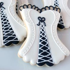parisian decorated cookies - Google Search