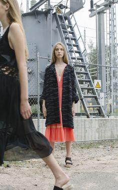 NARCISS S/S17 Mira Coat www.narcissfashion.com #NARCISSfashion #smartfashion #spring #summer #trendalert  #ootd #styleinspiration #fashioninspo