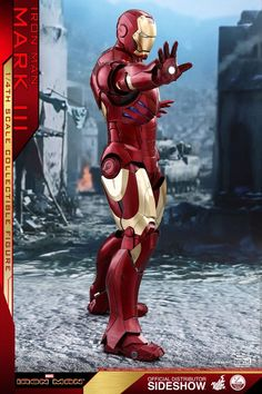 The Avengers Iron Man 1:1 Stark Handschuh LED Licht Hand Mit Laser Cos Prop Hot