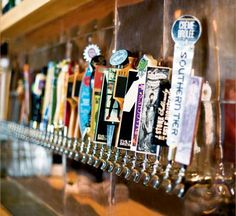 What's All the 'Brew'haha? We'll tell you. Check out Craftsmen Kitchen & Tap House, Bohemian Bull Tavern & Beer Garden, Bay Street Biergarten, Edmund's Oast, and Egan & Sons to see Charleseton's beer-focused restaurant boom