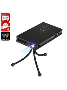 X1 Mini Android DLP Projector Led Projector, Digital Tv, Electronics Gadgets, Home Theater, Cool Gadgets, Wi Fi, Contrast, Android 4