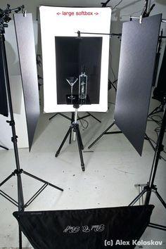 Product Photography Tips Light Box Lighting Pdf And Tricks Working Alternative Setup Tutorial Glass Black