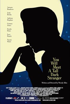 You Will Meet a Tall Dark Stranger (2010) - IMDb