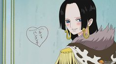 Hancock <3 Luffy, do you think her dreams would ever come true?