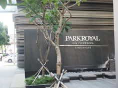 Parkroyal on Pickering, Singapore