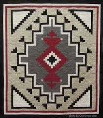 Warm sunny weather greeted us upon our desert adventure to Quilt Arizona!, the new name for the 2016 annual show of the Arizona Quilters Gui. Star Quilts, Quilt Blocks, Southwestern Quilts, Southwest Style, Cowboy Quilt, Indian Quilt, Native American Patterns, Quilt Modernen, Quilting Designs