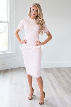 5b3f310fadf 92 Best Pink Dresses images in 2019