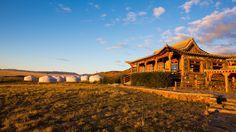 Three Camel Lodge [Gurvansaikhan National Park - Mongolia]