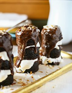 Toasted Coconut Brownie Torte - Page 2 of 2 - Kleinworth & Co
