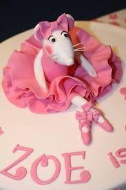 angelina ballerina cake - Google Search Angelina Ballerina, Ballerina Cakes, Birthday Fun, Christmas Ornaments, Google Search, Holiday Decor, Xmas Ornaments, Funny Birthday, Christmas Jewelry