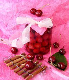 szeretetrehangoltan: Fűszeres cseresznye befőtt