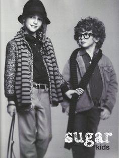Julia de Sugar Kids para Vogue