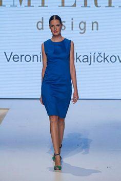 Veronika Lokajíčková for IMPERIA DESIGN Design, Collection, Black, Dresses, Fashion, Black People, Fashion Styles, Dress, Fashion Illustrations