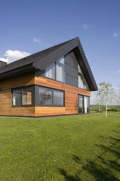 Do It Yourself Advice From A Resident Handyman – Useful Home Decor Ideas – Haus Der Architektur Farmhouse Architecture, Architecture Design, Style At Home, Modern Exterior, Exterior Design, Exterior Cladding, Dream House Exterior, Stone Houses, Modern House Plans