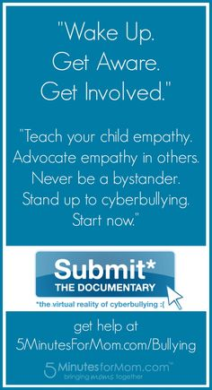 Submit the Documentary - The Reality of Cyberbullying