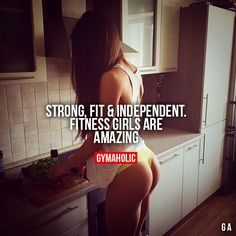 Strong, Fit And Independent