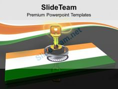 Conceptual Image Of Business Team Manager Powerpoint Templates Ppt