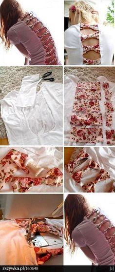 blusitas hechas en tu hogar para el calorsito Más