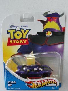 Toy Story Hot Wheels - Zurg